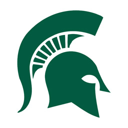 Logo for Michigan State Spartans