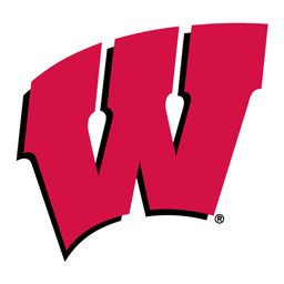 Logo for Wisconsin Badgers